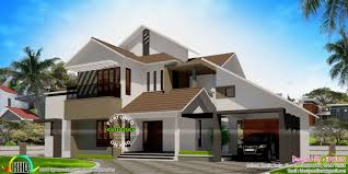Small Picture 50 lakhs cost estimated modern home Kerala home design