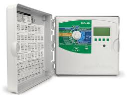 rain bird esp lxd series two wire decoder irrigation controller click to enlarge photos