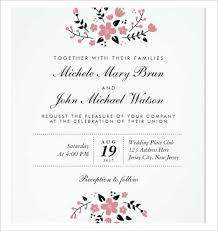 40 Wedding Invitation Templates PSD AI Free Premium Templates Inspiration Free Invitation Card Templates For Word