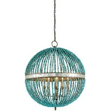 cupertino and turquoise five light alberto orb chandelier currey company globe p currey company chandelier n18