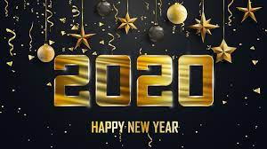 20 Happy New Year 2020 HD Wallpapers ...