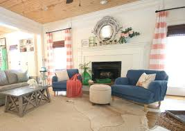 eclectic farmhouse coffee table living room layout makeover