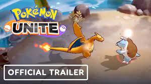 Pokemon Unite - Official Trailer - YouTube