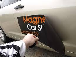 Vehicle Magnets Signs Tec Spokane