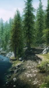 IPhone 6 Video Game/The Elder Scrolls V: Skyrim Wallpapers ID ... Desktop  Background