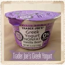 trader joe s greek yogurt