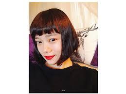 杉咲花の最新髪型ハケン占い師アタルボブのオーダー方法と分析