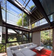 home office mexico. Collect This Idea Living Room With Gray Couch - Contemporary Home Mexico Office