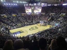 Mackey Arena Section 103 Home Of Purdue Boilermakers