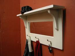 Mirror With Coat Rack Coat Racks astounding coat rack with mirror and shelf How To Make A 35