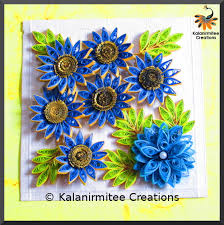 Paper Quilling Flower Baskets 3d Quilling Flower Basket How To Make A D Quilling Flower Creative