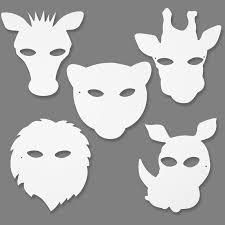 Card Masks To Decorate Masks Archives KidzCraft 88