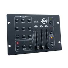 16 chauvet dj slimpar 56 adj rgb 3c package djnow american dj rgb 3c 3 channel led dmx controller