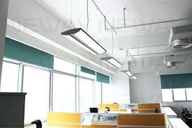 Office pendant light Commercial Pendant Fluorescent Pendant Fluorescent Light Fixtures Hanging Fluorescent Light Hanging
