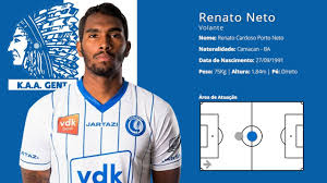 Renato Neto - Highlights - 2014/15 - KAA Gent* on Vimeo