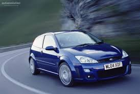 FORD Focus RS specs - 2002, 2003 - autoevolution