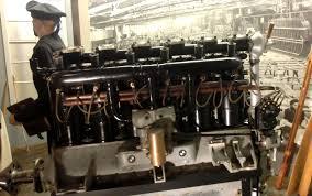 BMW 5 Series bmw aircraft engines : German Aircraft BMW 180hp engine WWI 1918 - YouTube