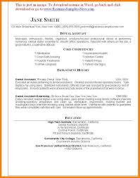 Dental Assistant Resume Sample Impressive 60 Dental Assistant Objective For Resume Sample Business