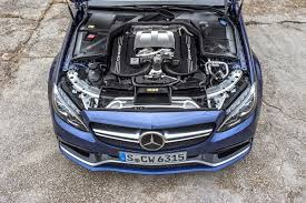 mercedes benz 2015 c class amg. the engine room a biturbo v8 with 469bhp or 503bhp in s trim as tested mercedes benz 2015 c class amg