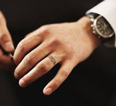best 25 ring tattoo designs ideas on pinterest ring finger Wedding Ring Finger Guys a wedding band is a symbol of your knot, and if you want to highlight that your love is eternal, you can make amazing wedding ring tattoos instead of usual wedding ring finger swelling