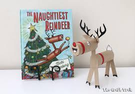 The Naughtiest Reindeer Craft The Craft Train