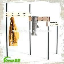 Cloth hanger stands Pole Cloth Hanger Stands Display Rack For Kids Iron Stand Clothes Shop Coat Walmart Sta Coat Hanger Stand Clothes Amazon Cricshots Outdoor Clothes Hanger Rack Ren Metal Racks Indoor Hangers Stand