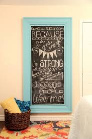chalkboard in frame diy best of 77 best chalkboards images on