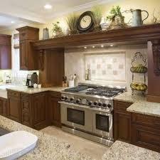 decorating above kitchen cabinets. Plain Kitchen Ideas For Decorating Above Kitchen Cabinets  On D