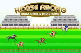 Image result for horse racing game cartoon