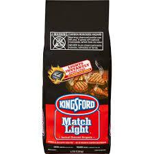 Best Instant Light Charcoal Kingsford Match Light Charcoal Briquettes 6 2 Lbs Walmart Com