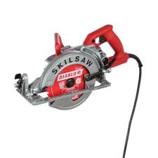 skil saw blade. skilsaw 15 amp corded electric 7-1/4 in. magnesium worm drive circular skil saw blade