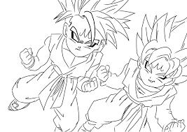 Image - Majin Goten and Trunks by darkhawk5.jpg.jpeg | Dragon Ball ...