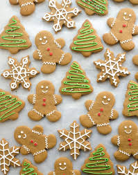 Gingerbread Cookie Designs Classic Gingerbread Cookies Recipe Soft Gingerbread Cookies