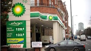 bp sees profits rise but warns of russia sanctions risk news bp petrol station in london