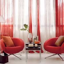20 Colors That Jive Well With Red RoomsRed Curtain Ideas For Living Room