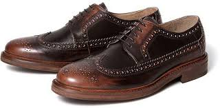 office shoes dublin. Hudson CallaghanThe Callaghan Is A Modern Longwing Brogue Style In Deep Conker Brown Leather. They Have Detailed Patterns On The Toe And Office Shoes Dublin G