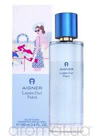 Etienne Aigner <b>Ladies Day Paris</b> - <b>Туалетная</b> вода купить в ...