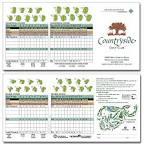 Countryside Golf Club - Scorecard - Fore Better Golf, Inc.