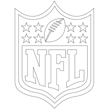 Small Picture Nfl coloring pages logo ColoringStar