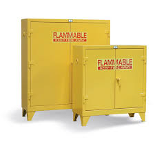 strong hold 60 5psc flammable liquid storage cabinet 60 gallon capacity 58 x 18 x 60 in