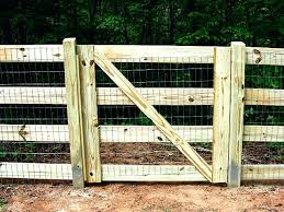 Wood Wire Fence Wood Wire Fence Wood Wire Fence Innovative Best And