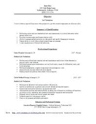 Lab Assistant Resume Custom Technician Resume Format Newest Template Example Resume Download