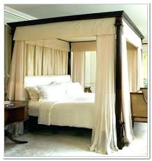 canopy bed drapes – ufowars.co