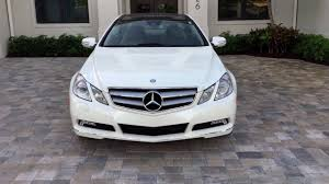 2010 Mercedes-Benz E350 Coupe AMG Sport for sale by Auto Europa ...