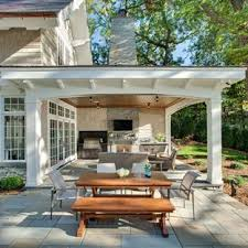 houzz outdoor furniture. Inspiration For A Timeless Backyard Stone Patio Remodel In Minneapolis With Roof Extension And Houzz Outdoor Furniture O