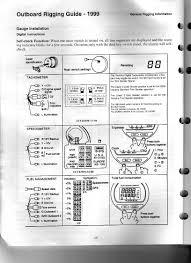 mercury tach wiring diagram wiring diagram simonand yamaha outboard ignition switch wiring diagram at Yamaha Outboard Tachometer Wiring Diagram