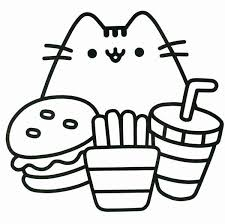Just click on the unicorn coloring pages that you like and then click on the print button at the top of the page. Kawaii Disney Coloring Pages Beautiful Kawaii Unicorn Drawing At Getdrawings Pusheen Coloring Pages Unicorn Coloring Pages Cool Coloring Pages