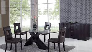 contemporary glass top dining room sets. Wonderful Modern Glass Dining Room Sets And Unique Contemporary Top With Decor I