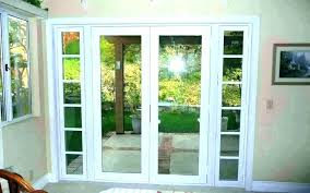 cost to replace french doors changing sliding doors to french doors replacing sliding glass door with
