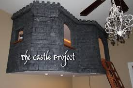 Build A Princess Bed The Castle Project Diy Kids Bedroom Youtube